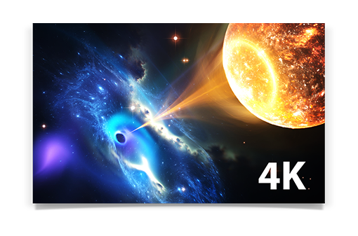 4K Ultra HD Tempered Panel