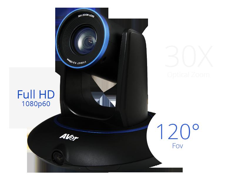 PTC500S - Professional Auto Tracking Camera | AVer Global